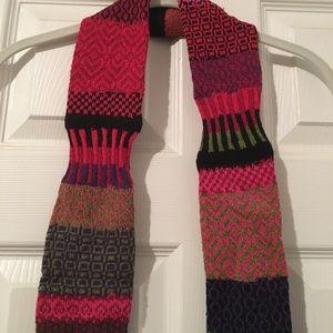 Solemate Socks Kaleidoscope Scarf